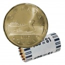 2007 Canadian $1 Common Loon Dollar Original Coin Roll