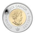 2012 Canadian $2 War of 1812: HMS Shannon Commemorative Toonie Original Coin Roll