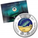 2017 (1867-) Canadian $2 Dance Of The Spirits Coloured Toonie Brilliant Uncirculated Coin & Presentation Card Set