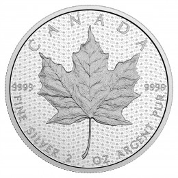 2017 Canada Fine Silver $10 Coin - Celebrating Canada's 150th: Iconic Maple Leaf