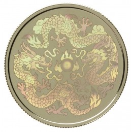 2000 Canada 18-karat Gold $150 Hologram Coin - Lunar Year of the Dragon
