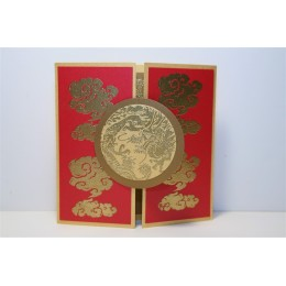2000 Canada Sterling Silver $15 Coin & Stamp Set - Zodiac Series: Year of the Dragon