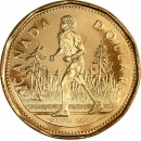 2005 Canadian $1 Terry Fox (Brilliant Uncirculated)