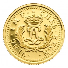 2006 Canada 1/20 oz Pure Gold $1 Coin - Louis D'Or