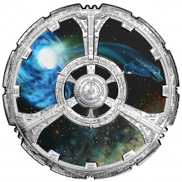 2018 Canadian $20 Star Trek™: Deep Space Nine - Fine Silver Coin