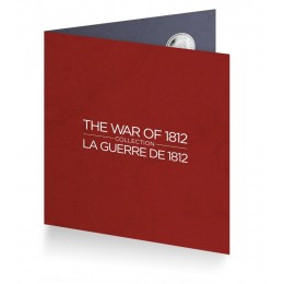 2013 Canadian The War of 1812 - Commemorative Coin Gift Set