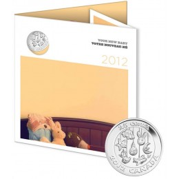 2012 Canada Baby Coin Gift Set - Iconography
