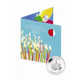 2013 Canada Birthday Coin Gift Set