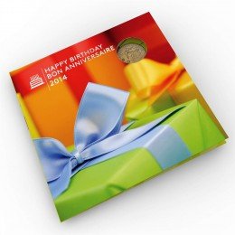 2014 Canada Birthday Coin Gift Set