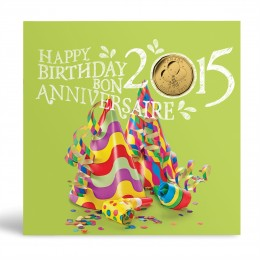 2015 Canada Birthday Coin Gift Set