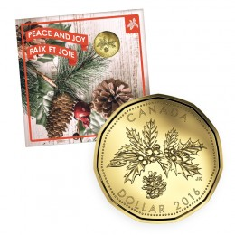2016 Canadian Holiday Coin Gift Set