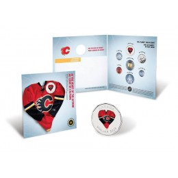 2009 Canada NHL® Calgary Flames Coin Gift Set