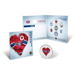 2009 Canada NHL® Montreal Canadiens Coin Gift Set