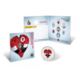 2009 Canada NHL® Ottawa Senators Coin Gift Set