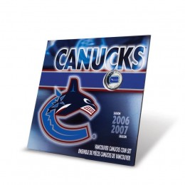 2007 Canada NHL® Coin Gift Set - Vancouver Canucks