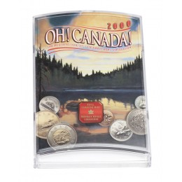 2000 Oh! Canada Coin Gift Set