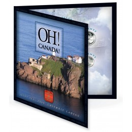 2004 P Oh! Canada Coin Gift Set