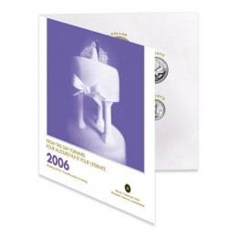 2006 Canada Wedding Coin Gift Set