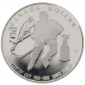 1993 Canada Proof Double Dollar Set - 100th Anniversary of the Stanley Cup- coins may be lightly toned