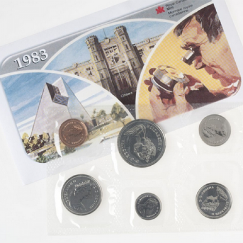 1983 Canadian Uncirculated Proof-Like Set