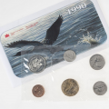 1990 Canadian Uncirculated Proof-Like Set