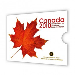 2010 Canadian Uncirculated Proof-Like Set