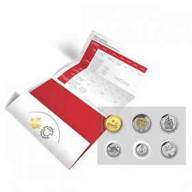 2015 Canada Uncirculated Proof-Like Set
