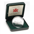 2000 Canada Proof Silver Dollar Coin - Voyage of Discovery