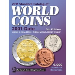 Standard Catalog of World Coins: 2001-Date - 5th Edition, 2011