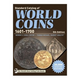 2012 Standard Catalog of World Coins: 1601-1700 - 5th Edition