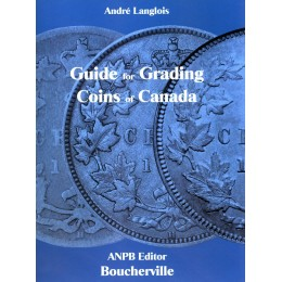 2015 Guide for Grading Coins of Canada - 1st Edition