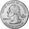 2006-D American 25-Cent State Quarter Series: Nebraska Brilliant Uncirculated Coin