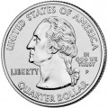 2007-P American 25-Cent State Quarter Series: Utah Brilliant Uncirculated Coin