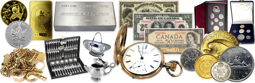 Sell your gold, silver, coin sets, & more to Coins Unlimited