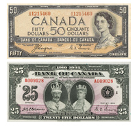 Sell your old, rare Canadian, United States banknotes, paper money